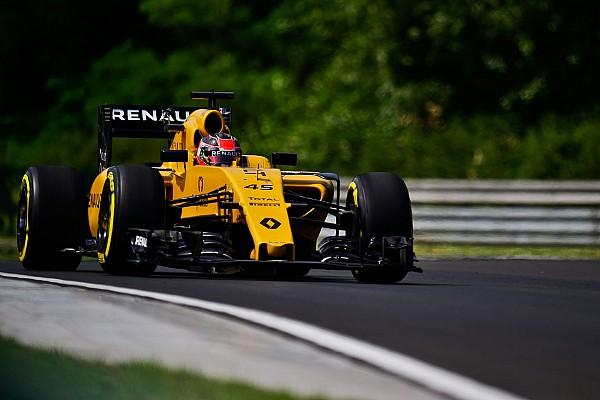 Formula 1 Son dakika Ocon Almanya'da da ilk seansta piste çıkacak