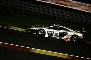 BES Qualifyingbericht 24h Spa: Bestzeiten für McLaren und Mercedes im Qualifying