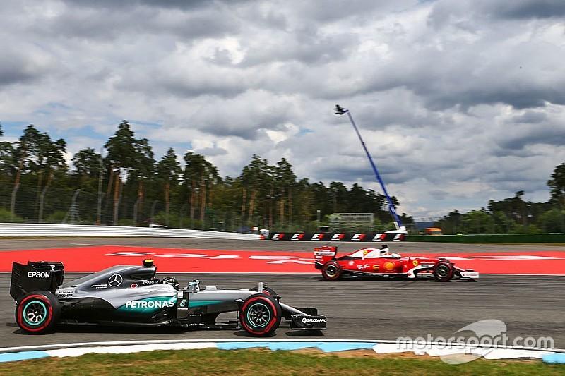 Bildergalerie: Die Formel 1 zurück in Hockenheim