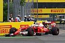 """Sebastian Vettel: """"Wir sind nicht hier, um auf Platz fünf oder sechs zu fahren"""""""