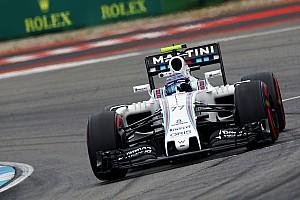 Bilan technique Allemagne - Williams en quête de solutions