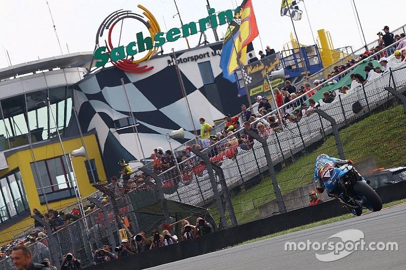 Vertrag verlängert: MotoGP bis 2021 am Sachsenring