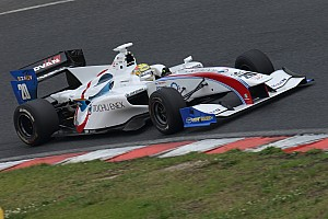 Super Formula Qualifying report Motegi Super Formula: Sekiguchi clinches maiden pole, Vandoorne out in Q2
