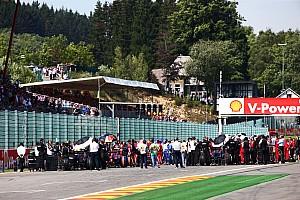 Формула 1 Анонс Гран При Бельгии: пять актуальных вопросов