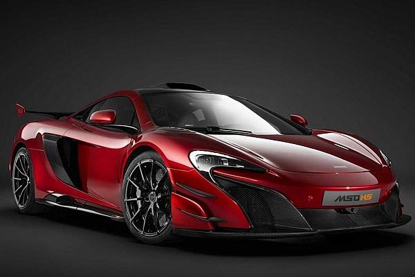 Auto Actualités Les 25 McLaren MSO HS ont déjà été vendues !