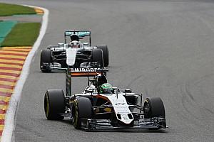 Формула 1 Новость Хюлькенберг убежден, что остановка гонки стоила ему подиума