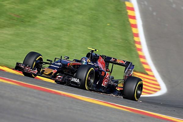 Формула 1 Комментарий Проблемы Toro Rosso связаны не только с мотором, считает Сайнс