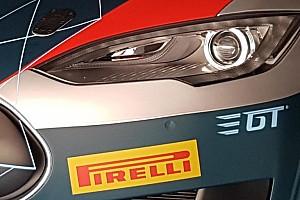 EGT BRÉKING A Pirelli szállítja az abroncsokat az Elektromos GT Bajnokság számára