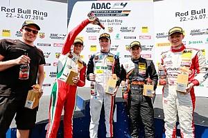 F4 BRÉKING Mick Schumacher második hellyel fejezte be a hétvégét a Red Bull Ringen