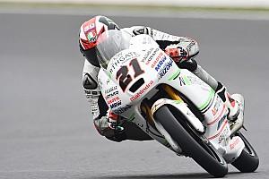 Moto3 Reporte de calificación Bagnaia consigue la primera pole position de su vida