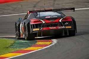 BES Prove libere Dries Vanthoor mette davanti l'Audi nelle libere del Nurburgring
