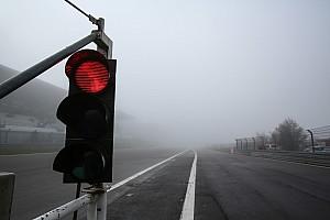 BES Ultime notizie Qualifiche del Nurburgring posticipate: troppa nebbia sulla pista tedesca!