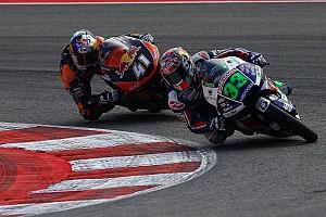 Moto3 Reporte de calificación Bastianini se hace con la pole para ponérselo difícil a Binder