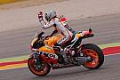 MotoGPアラゴンGP 予選:マルケスがポールポジション獲得。ビニャーレスがフロントロウ