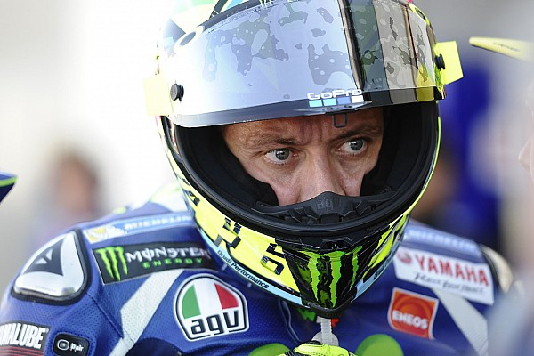 MotoGP Réactions Rossi s'inquiète de la série de victoires de Honda