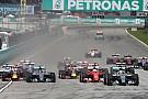 マレーシアGPのサーキットが再舗装。走行ラインに影響を及ぼす可能性あり!