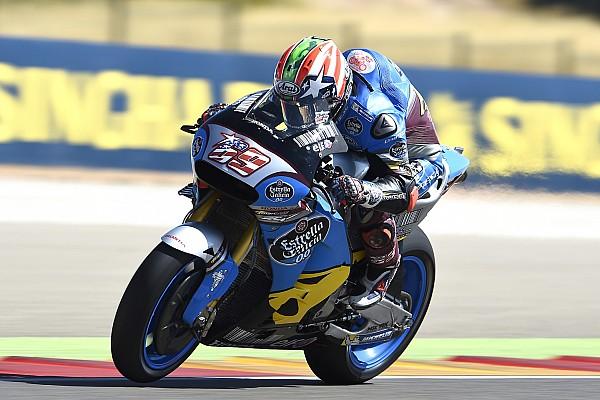 MotoGP Новость Хейден не ожидал столь сложного возвращения в MotoGP