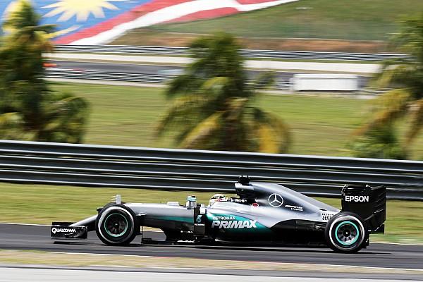 Formule 1 Actualités Pirelli - Sepang est trois secondes plus rapide qu'en 2015