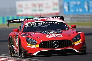 BSS Prove libere Libere 2: Felix Rosenqvist porta in cima la Mercedes
