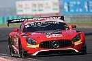 BSS Libere 2: Felix Rosenqvist porta in cima la Mercedes