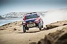 Rallye-Raid Maroc, étape 2 - Al-Attiyah encore, Peugeot perd du terrain