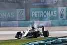 Mercedes: Defekte bei Lewis Hamilton sind