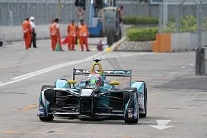 Formula E Son dakika Piquet ve Bird, Hong Kong'ta kaçırdıkları fırsat için üzgün