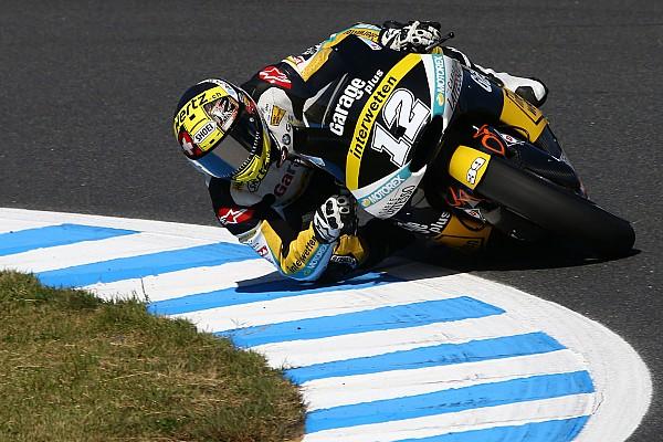 Moto2 Reporte de la carrera Luthi gana por delante de Zarco, que se va en el mundial por la caída de Rins