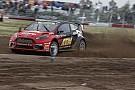 World Rallycross Brutális: az év előzését mutatta be a 20 éves pilóta