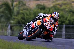 MotoGP Breaking news Hayden replaces Pedrosa at Phillip Island