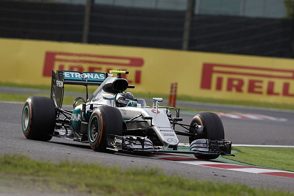 Formula 1 Antrenman raporu ABD GP: Cuma gününün lideri Rosberg