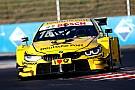 BMW nominiert Fahrer für DTM-Test in Oschersleben