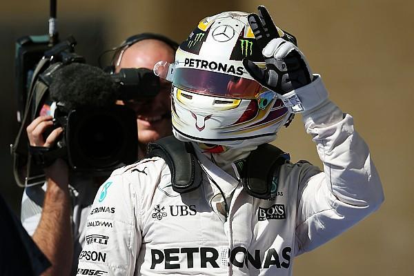 Formule 1 Réactions Hamilton - La fin de saison