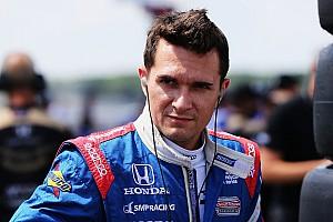 IndyCar Новость Шмидт подтвердил, что Алешин останется в SPM
