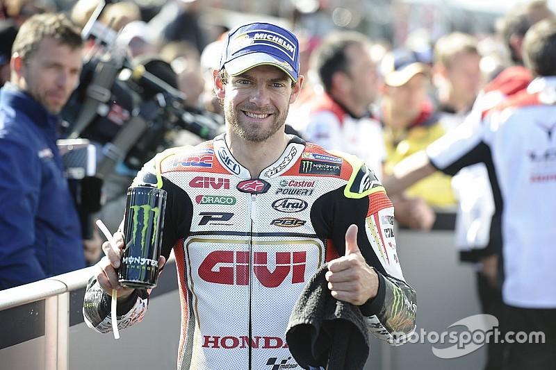 MotoGPで2勝目のクラッチロー「ホンダのサポートをもっと受けるに値するはず!」