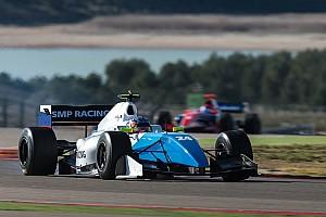 Формула V8 3.5 Отчет о гонке Исаакян выиграл в Хересе, сдержав атаки Оруджева