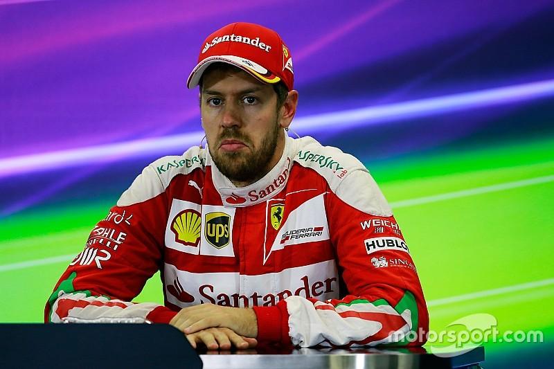 Zeitstrafe: Sebastian Vettel verliert Platz 3 in Mexiko