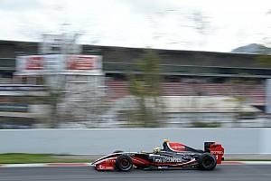 Formula V8 3.5 Reporte de calificación Deletraz consigue la última pole del año en Cataluña y Dillmann saldrá 7º