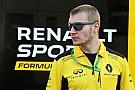 【F1】ルノーのリザーブ、シロトキンがブラジルGPのFP1を担当
