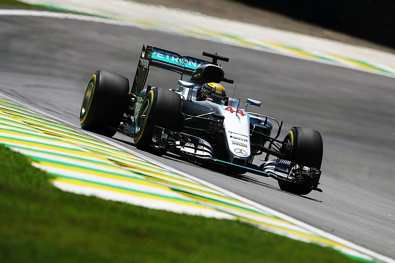 巴西大奖赛FP2:汉密尔顿继续最快,阿隆索停车