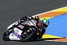 Moto2 Pole e record della pista per Zarco a Valencia. Morbidelli è terzo ad un soffio