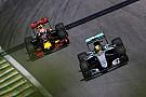 Formel 1 in Brasilien: Die Startaufstellung in Bildern