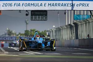 フォーミュラE レースレポート 【フォーミュラE】マラケシュePrix決勝:グリッド降格もはね退け、ブエミが開幕2連勝