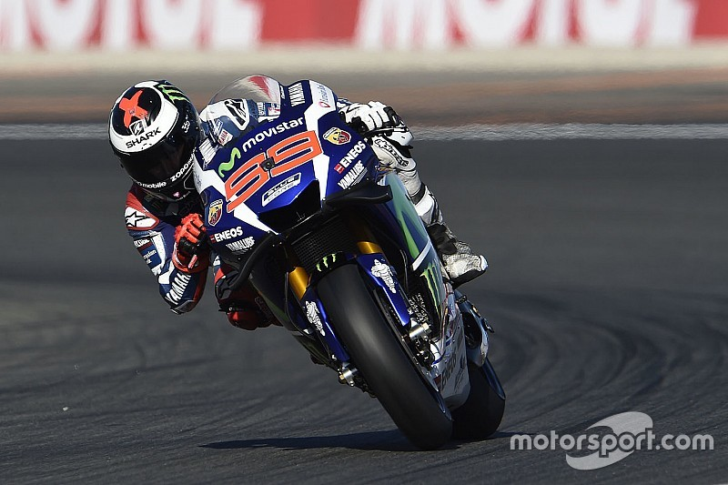 "【MotoGPバレンシア】ポールのロレンソ、""想像以上""のラップも「パーフェクトじゃない」"