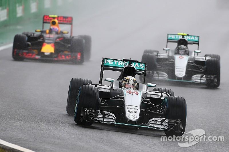 巴西大奖赛分析:汉密尔顿神经紧绷,马克斯施展魔法