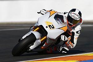 MotoGP Son dakika Rins, Valencia'daki testlerde sakatlandı!