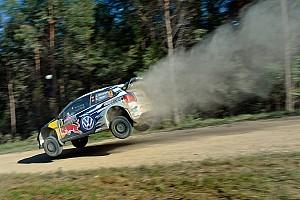WRC Etappeverslag WRC Australië: Mikkelsen leidt na eerste dag