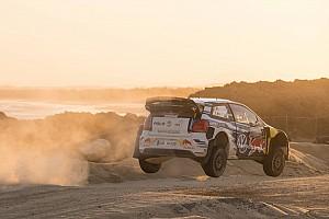 WRC Отчет о секции Миккельсен с трудом удержал лидерство в Ралли Австралия