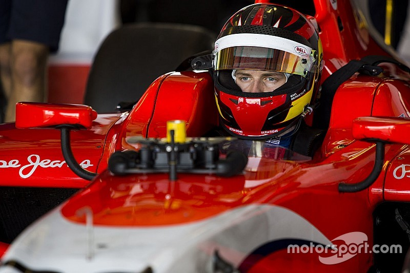 Bernstorff gets GP2 debut with Arden