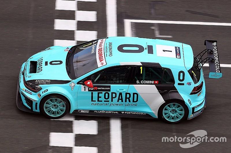 Tourenwagen-Farce in Macau: Stefano Comini verteidigt TCR-Titel